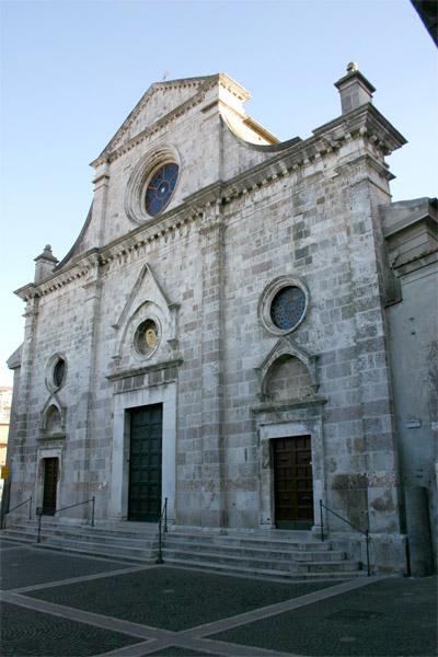 La Cattedrale di Ascoli Satriano